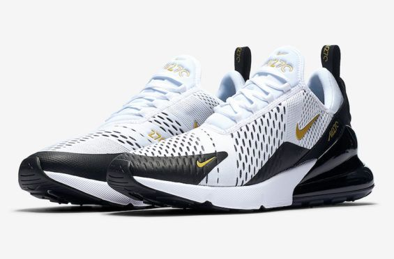 This Nike Air Max 270 Comes With Subtle Hits Of Metallic