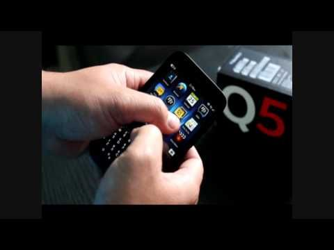 BlackBerry Q5 Review and Giveaway! --Whispered Inspirations