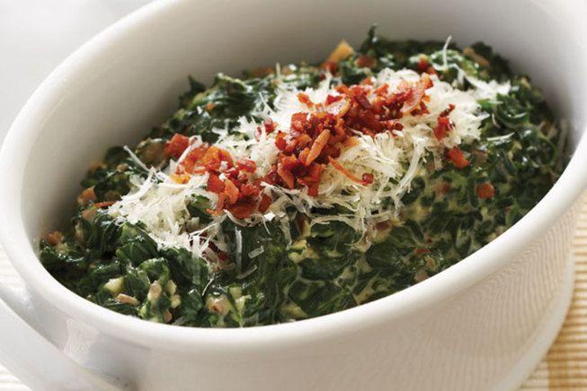 America S Test Kitchen Creamed Spinach