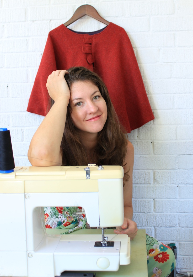 Danforth East resident and #DEAF2012 artist MaMa Ra (a.k.a. Heather Tormey) will teach you how to  sew. #sewing #teaching