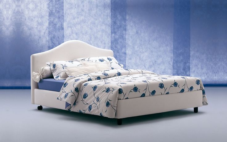 Peonia http://www.flou.it/it/products/beds/peonia_11 #flou #bed #beds #colors #spring