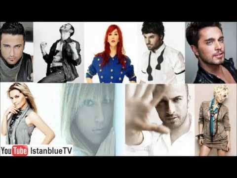 Türkçe Pop Müzik Mix | Turkish Pop Music - YouTube