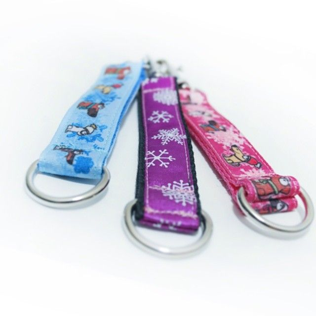 Kličenky Blackberry | Lenyards by Blackberry #lenyard #colors #snow #dog #blackberry #klicenka #barvy #snih #pes #winter #zimni #blue #modra #purple #fialova #pink #ruzova