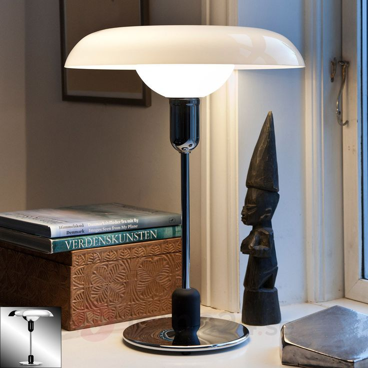 Designerbordslampa RA av Piet Hein