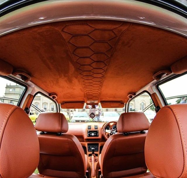 Auto Upholstery   The Hog Ring   Custom Headliner. 10 Cool Custom  Headliners On Instagram