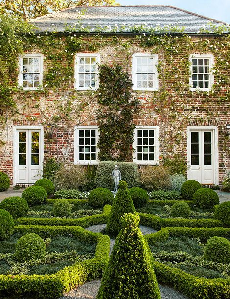 17 Best Images About Colonial And Williamsburg Gardens On