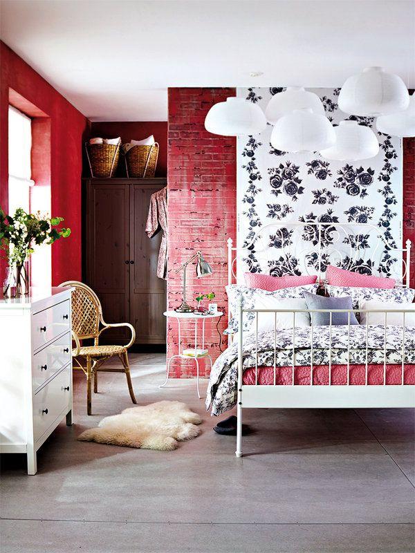 Un dormitorio chic a precios mini