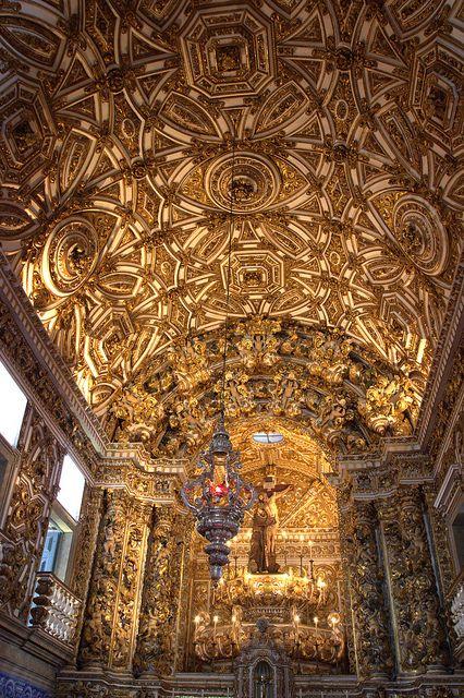Igreja de São Francisco de Assis, Salvador-Bahia, Brasil