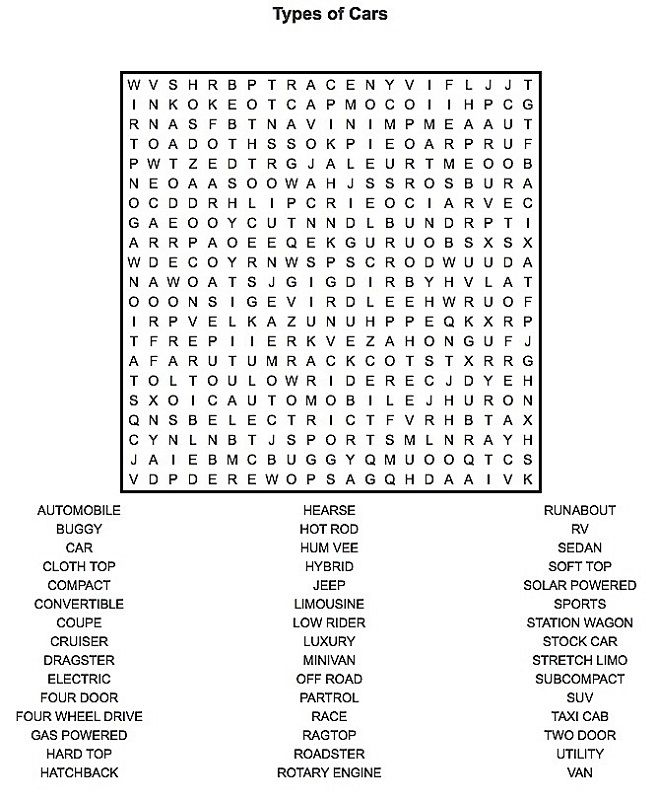 Word Search Games For Adults And Teens Best Coloring Pages For Kids Worksheets For Kids Free Printable Word Searches Word Find