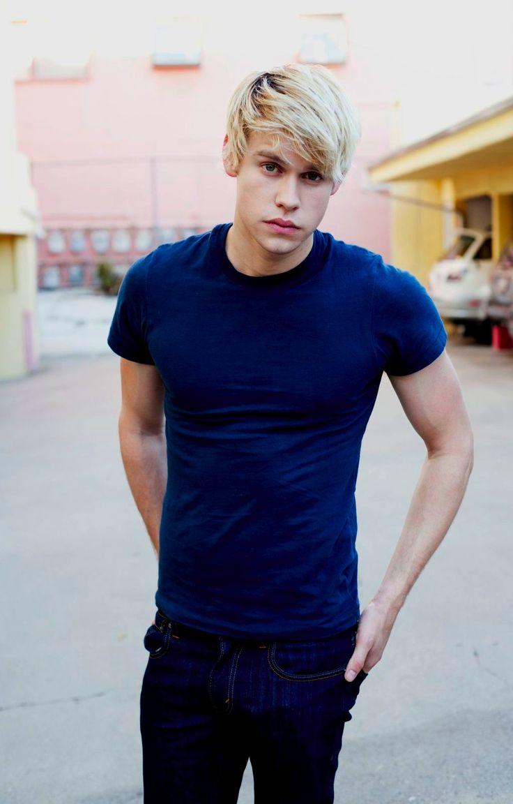Chord Overstreet :) Blonde