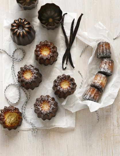 Market Day Caneles / Fussing with Forks
