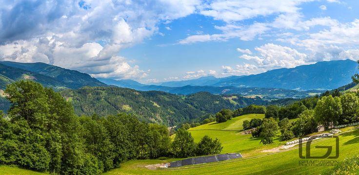 2015. július 9, irány...Trebesing Ezen a napon a Märchenwandermeile meseutat fogjuk végigjárni, szokás szerint korán kelés, reggelizés (ki-ki...