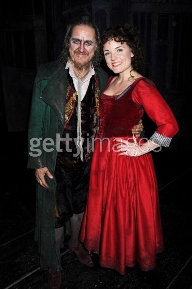 Griff Rhys Jones as Fagin...