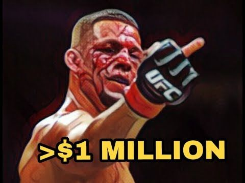 MMA Nate Diaz being sued for $1 million, Conor McGregor training with Ido Portal for Floyd Mayweather
