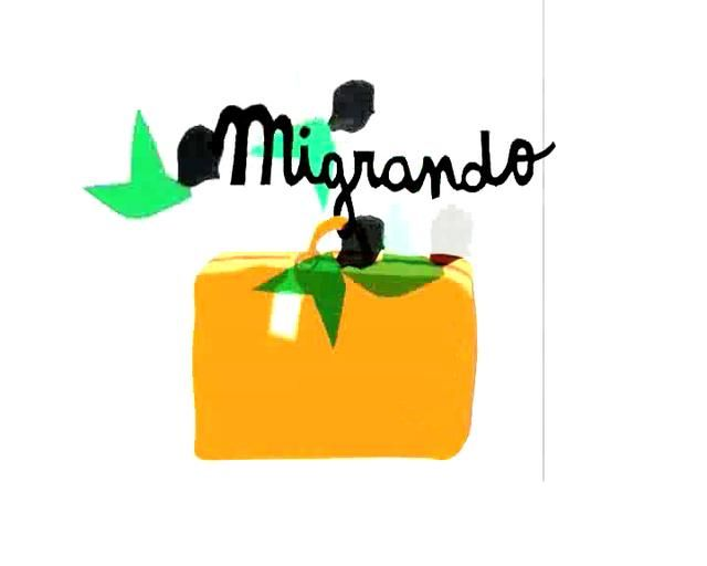 Book trailer MIGRANDO Mariana Chiesa Mateos by Orfeu Negro. Book trailer de Ricardo Castro