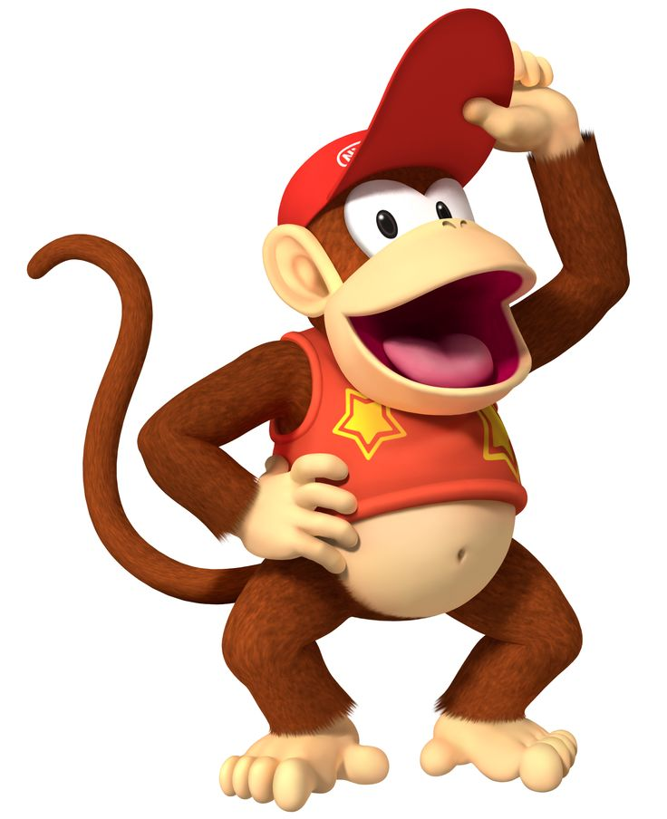 Diddy Kong | Diddy Kong: