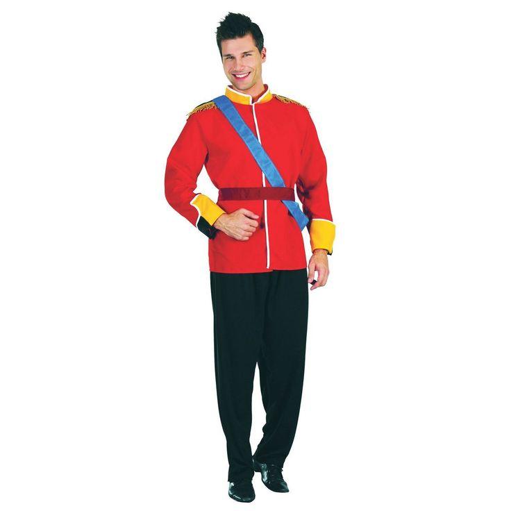 fancydressvip - Mens Prince Royal Family Fancy Dress Costume, £16.99 (http://www.fancydressvip.com/adults/mens/profession-uniform/mens-prince-royal-family-fancy-dress-costume/)