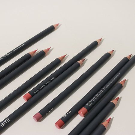 Shop Bite Beauty's The Lip Pencil at Sephora. They feature lip-tone inspired shades with addictively creamy coverage.
