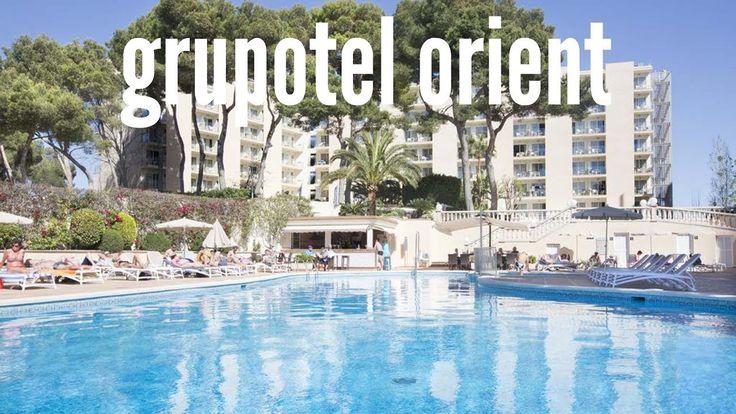 Hotel Grupotel Orient en Playa de Palma, Mallorca, España. Visita Grupot...