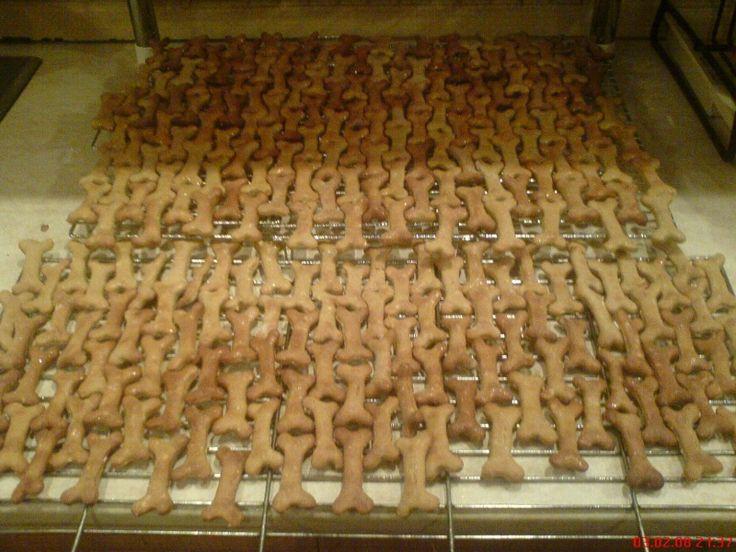 0817. sušenky pro psy od aluvi - recept pro domácí pekárnu