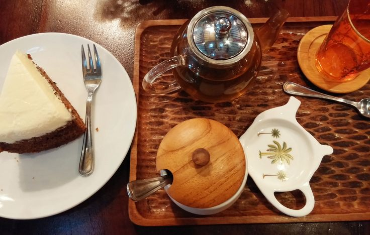 Afternoon Tea at Biku