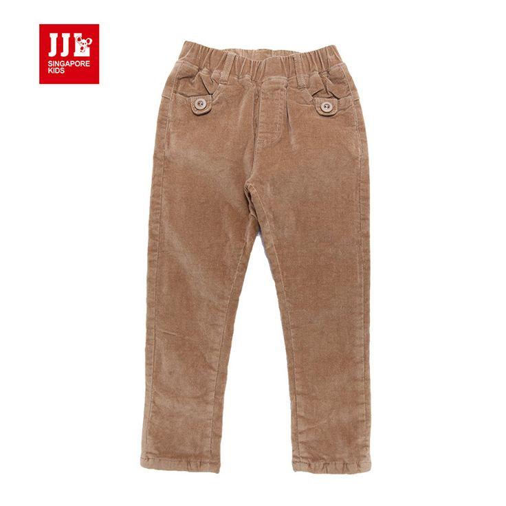Детские зимние брюки полная длина детские брюки детские вельветовые брюки регулируемый пояс детские брюки зимние детские попы зимняя одежда