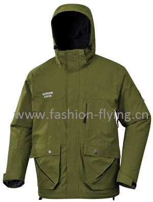 #outdoor jacket, #men ski wear, #mens jacket