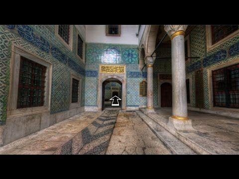 360 istanbul / Topkapı Sarayı Panorama Harem Sanal Tur / Topkapı Palace 360