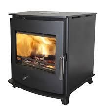 £979 6.5KW Newbourne 60FS Multi Fuel Stove | Buy Modern Multi Fuel Stoves Online | UK Stoves