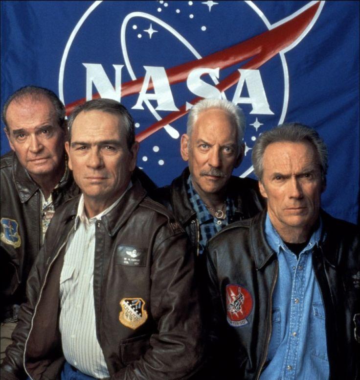 Clint Eastwood - James Garner - Tommy Lee Jones - Donald Sutherland