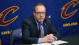 Cavs GM talks about firing head coach David Blatt