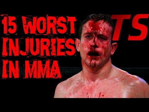 15 Worst Injuries In MMA - FIGHT INJURIES COMPILATION - - YouTube