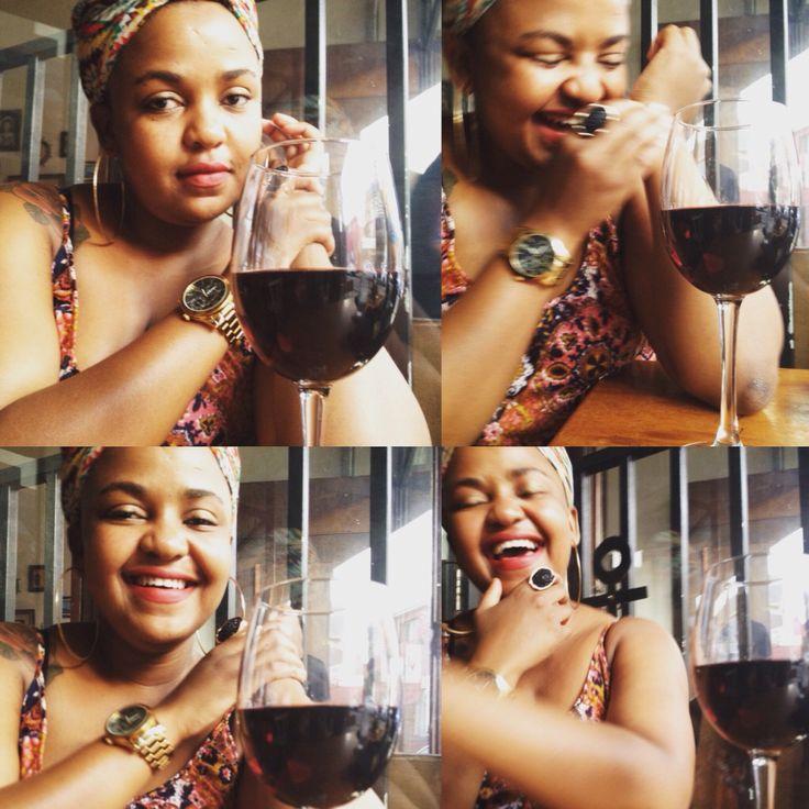 Laughter. Love life. Africa. Afreakan beauty