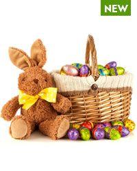 50 best easter on octer images on pinterest happy easter easter easter bunny basket gift waitrose negle Gallery