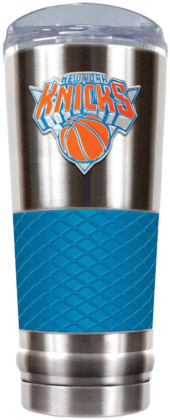NBA New York Knicks 24-Ounce Draft Stainless Steel Tumbler
