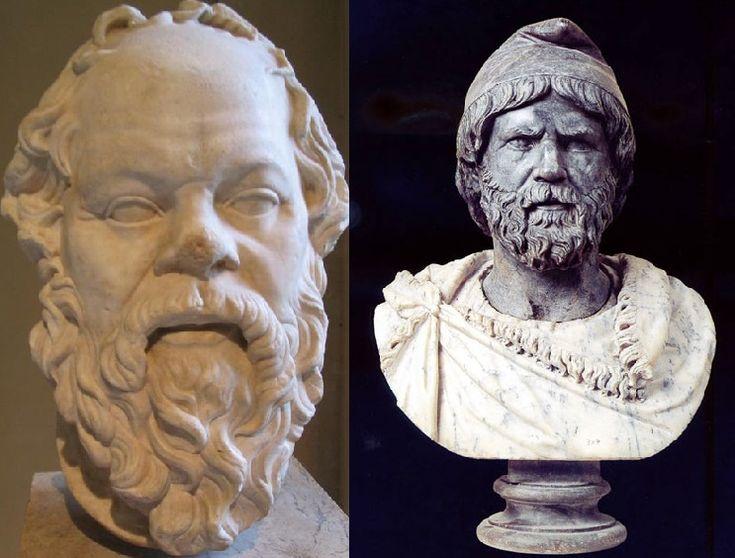 Marele filozof grec  SOCRATE  a avut ca învățător spiritual un TRACO-GET – ucenic al lui Zalmoxis. Dovezile…