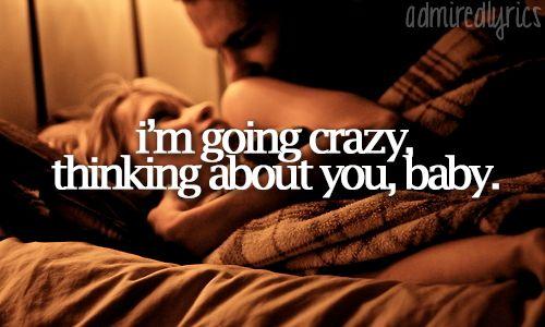 Going crazy