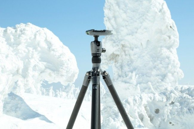 The Gitzo Traveler tripod series features high load capacity and portability that only tripods made with light and strong carbon fiber can h...