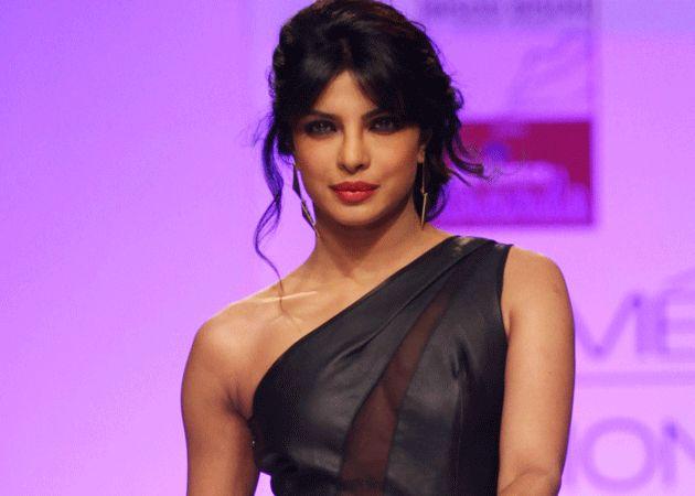 Priyanka Chopra's ex-boyfriend making a film on her?