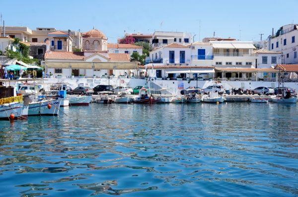 Fishing village of Perdika