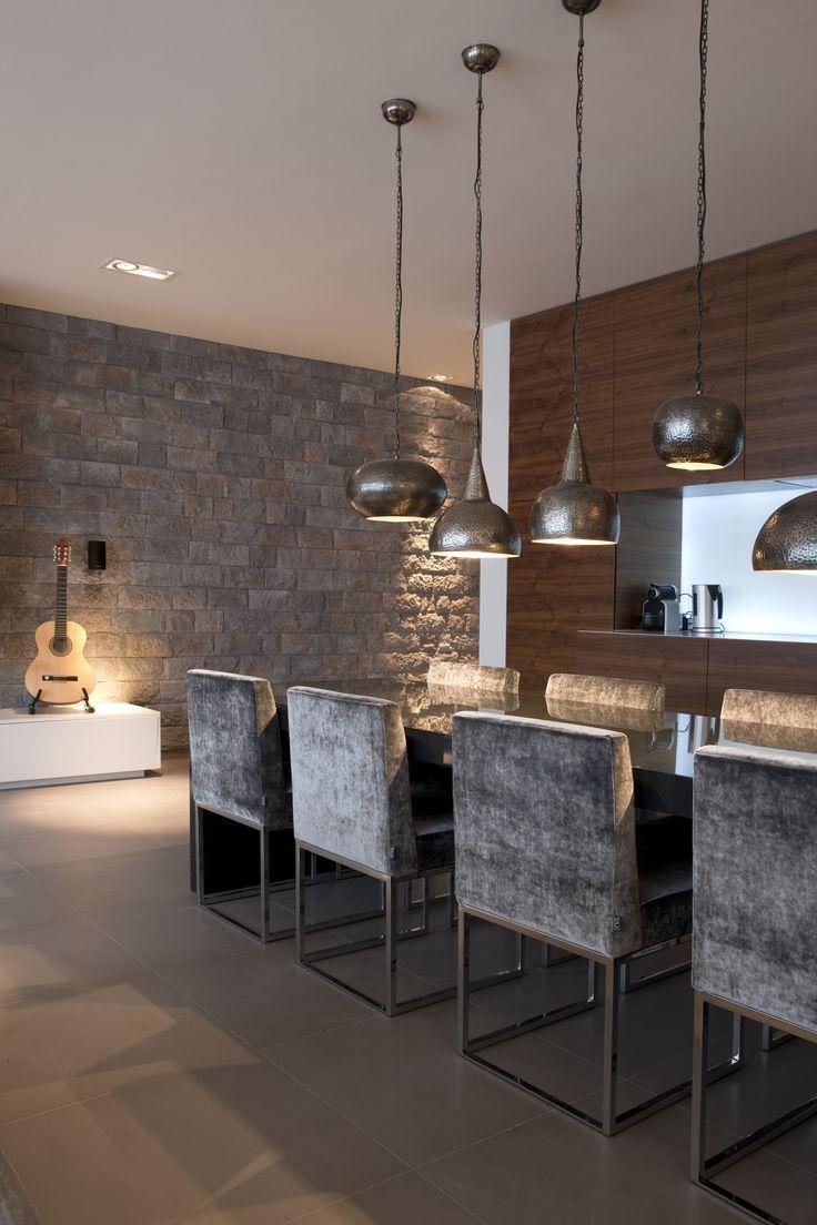 Charming Ideas Para Decorar Nuestro Hogar Este 2016   2017. Long Dining TablesDining  Table ChairsDining Room FurnitureDining RoomsModern LivingPendant ...