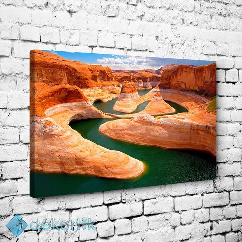 Büyük Kanyon Tablo #natural_kanvas_tablolar #Manzara_tabloları