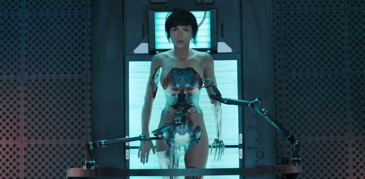 The latest remake of Ghost in the Shell ducks the philosophical questions posed by the cyborg technology of the future.