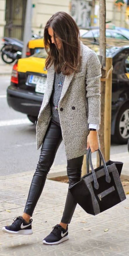 #street #style / black and gray