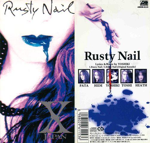 Rusty Nail / X JAPAN
