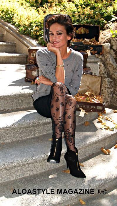 Otoño de Moda: #LauraPonte #NievesAlvarez y #AlejandraAlonso ver: http://lookandfashion.hola.com/aloastyle/20130917/calido-otono-de-moda-en-madrid-presentacion-con-laura-ponte-nieves-alvarez-y-alejandra-alonso/ En #Hola #lookandfashion #MagaliYus #ElCorteIngles