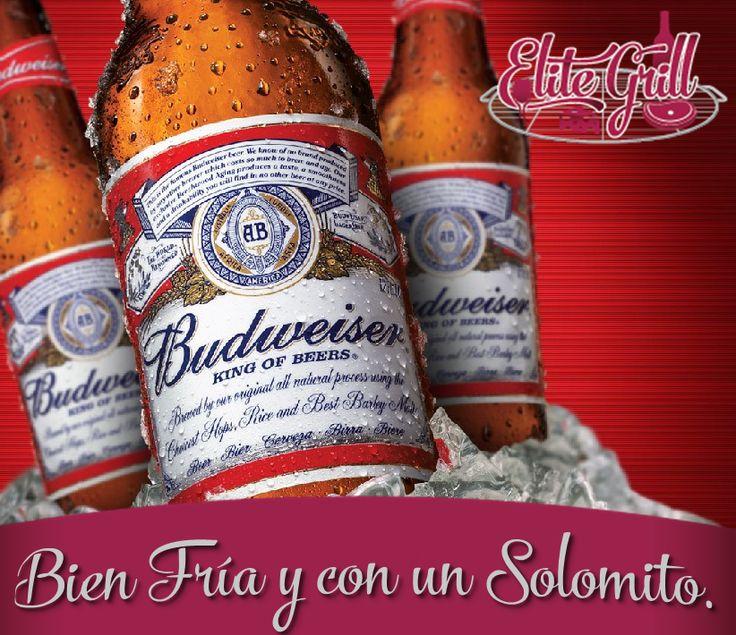 Cerveza Budweiser a domicilio en Medellín