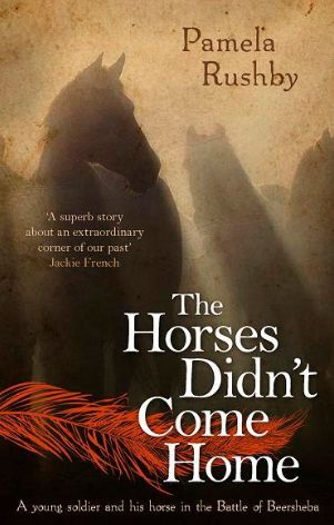 Teaching notes for Upper Primary to Lower Secondary to support the use of Pamela Rushby's text The Horses Didn't Come Home.