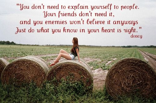 Inspirational Country Quotes And Sayings About Life ...