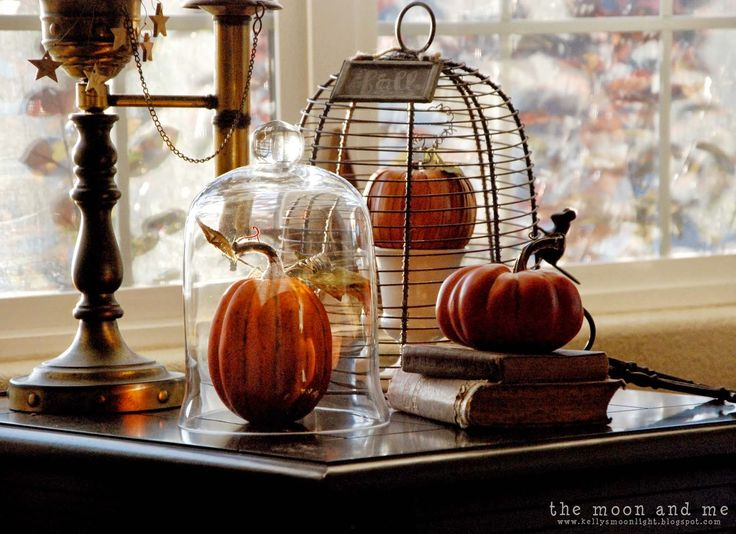 easy ways to decorate for fall | Decoration, Thanksgiving